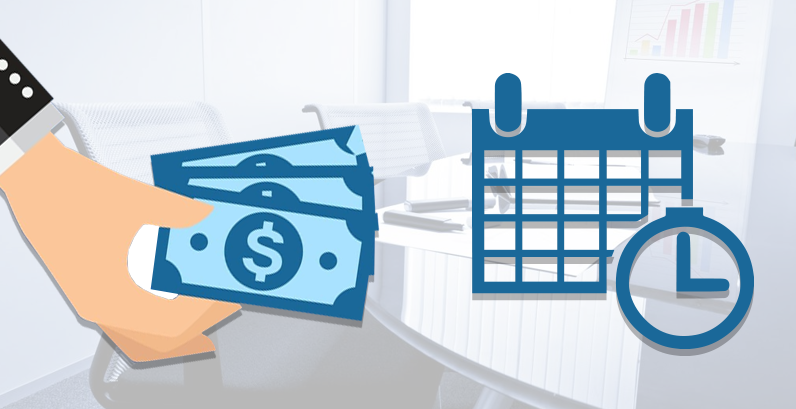 pagamento contas mensais