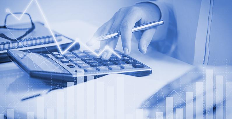 Consultoria em Finanças cálculo computador